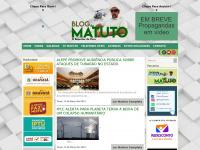 Blog do Matuto - O Repórter do Povo