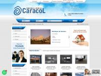 Imobiliariacaracol.com.br