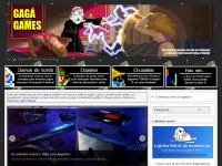 GAGÁ GAMES – Parallax is the new Viagra