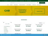 galeriaartebrasileira.com.br