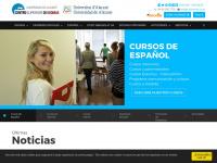 Csidiomas.ua.es - Centro Superior de Idiomas de la Universidad de Alicante