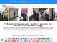 Dedetizadora 11 5579-9000 preço justo e qualidade garantida para dedetização