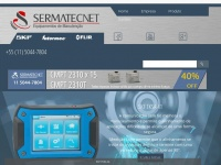 Sermatecnet.com.br - Distribuidor das marcas SKF e Flir - SermatecNet