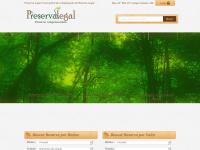O seu portal de compensação de Reserva Legal | Preserva Legal