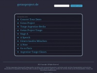 gotanproject.de