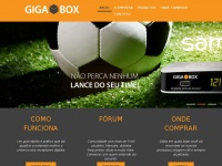 Gigabox.ws - WEBSITE.WS - Your Internet Address For Life™