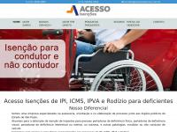 acessoisencoes.com.br