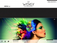 Wensy.com.br - WENSY :: Hair Professional |