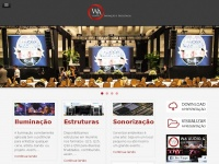 Waaudioeluz.com.br - HostGator - Hospedagem de Sites | Primeiros Passos
