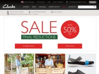 Clarks Shoes | Buy Shoes and Footwear | Clarks Official Online Shoe Store