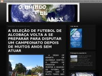 Omundodealex.blogspot.com - O MUNDO DE ALEX
