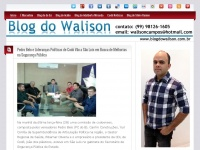 Blog do Walison