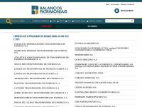 Balancos.com.br - Balanços Patrimoniais