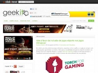 Geek IT - Games, Gadgets e Cultura Nerd