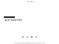 Ale Santos - Autor de SCIFI & Fantasia Afroamericana, Pesquisador, Ativista e Comunicador Digital