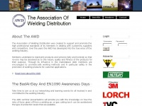 Awd.org.uk - AWD - Association of Welding Distribution
