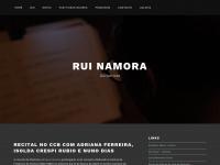 Rui Namora - guitarrista | Guitarra clássica