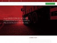 Bomtransporte.com.br - ..: Grupo Pedro Bom    Bom transporte   Bom Log   Posto Umbará :..