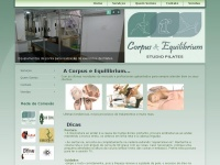 Corpuseequilibrium.com.br - Pilates no Centro de Niterói corpus e equilimbrium