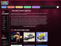 Funny-games.biz - Free Online Games - Internet Fun! Play Addicting Online Games