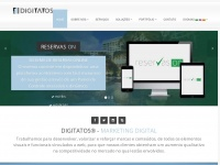 DIGITATOS | Site - Loja Virtual - Marketing Digital - Aplicativos