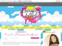 Drawings and Dreams - Alessandra Siqueira