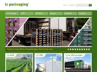 Lcpackaging.fr - Home   LC Packaging