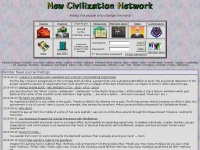 Newciv.org - New Civilization Network