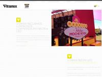 Vitamix - Decoração de viaturas - Reclamos luminosos