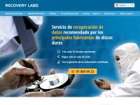 recoverylabs.com