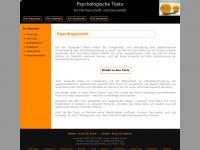 Dyade.de - Psychotests fuer Paare: Sexualitaet und Beziehung