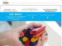 Thecrayoninitiative.org - Home - The Crayon Initiative