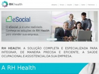 Rhhealth.com.br - RH Health: Muito mais que saúde ocupacional