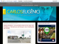BLOG DO CARLOS EUGÊNIO
