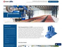 China-brickmachines.com - Concrete Block Machine Manufacturer | QGM