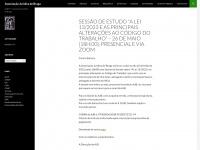 Associação Jurídica de Braga | AJB.PT – Associação Jurídica de Braga