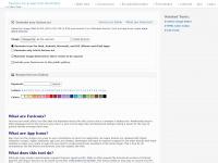 Favicon-generator.org - Favicon & App Icon Generator
