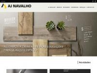 Ajnavalho.pt - AJ Navalho - Comércio de Materiais para Contrução