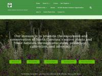 Ncwildflower.org - Home - North Carolina Native Plant Society