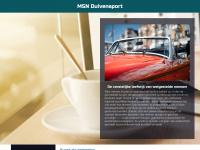 Msnduivensport.be - Welkom op MSN Duivensport