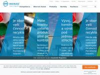 Wamag.cz - Úvod | WAMAG, spol. s r.o. - magnetické systémy, separátory, filtry, dopravní systémy