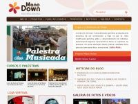 INICIAL - Mano Down Instituto