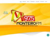 Monteirofm.com.br - Monteiro FM – A radio que você sempre quis