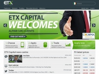 Etxcapital.ie - Forex, Spread Betting & CFD Trading Ireland | ETX Capital