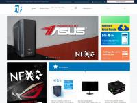 Newfaceinfo.com.br - New Face Informática - Tel: (13)2127-4642