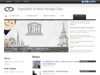 Ovpm.org - Memory of the World, Cities of the Future - Organization of World Heritage Cities