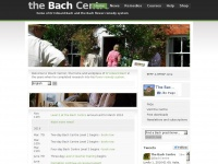 Bachcentre.com - The Bach Centre