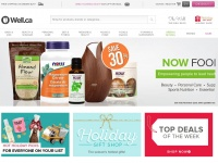 Well.ca - Canada's online health, beauty, and skin care store Free Shipping