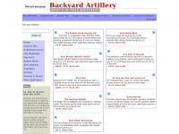 BackyardArtillery.com