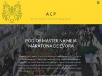 ACP – Atletismo Clube de Portalegre – Missão: Contribuir para o desenvolvimento da prática desportiva no Alto Alentejo. Inspirar.